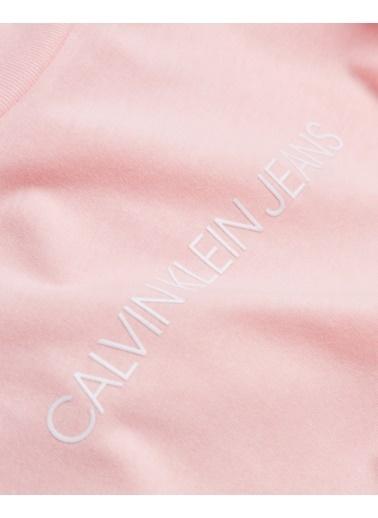 Calvin Klein Elbise Pembe